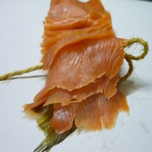 saumon_fumé_ficelle_ corrue